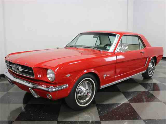 1965 Ford Mustang | 926097