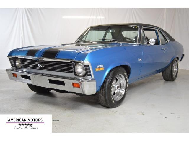 1972 Chevrolet Nova SS | 926107