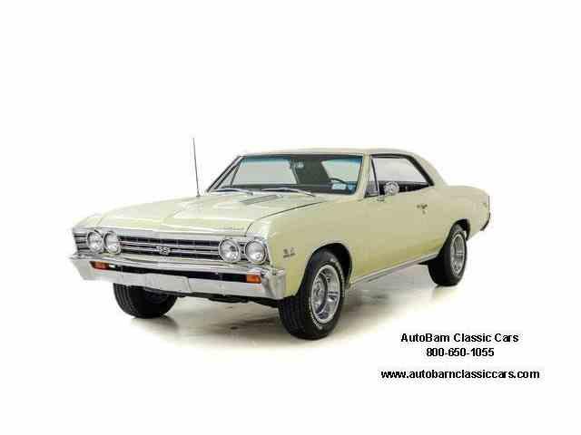 1967 Chevrolet Chevelle | 926108