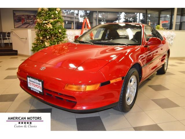 1991 Toyota MR2 | 926112