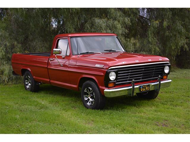 1967 Ford F100 | 926126