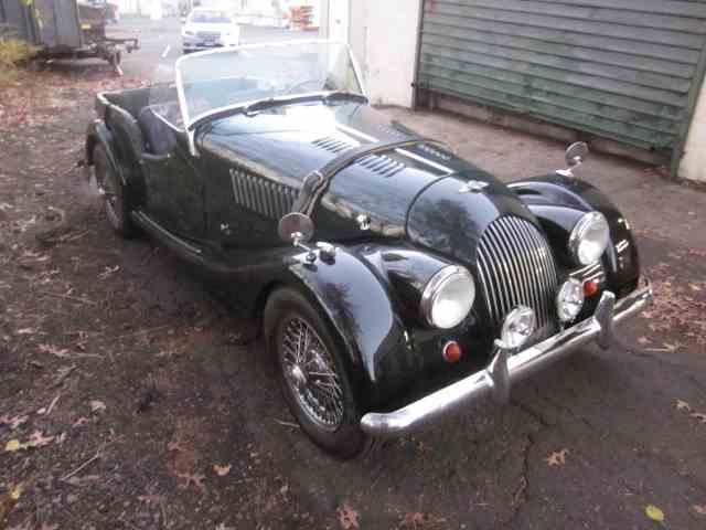 1967 Morgan Plus 4 | 926134