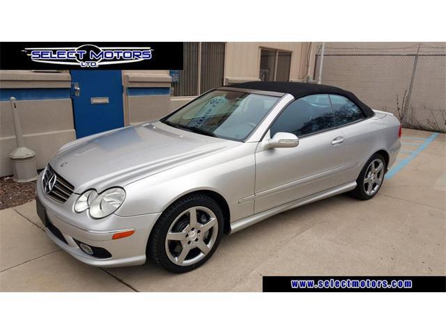 2005 Mercedes-Benz CLK-Class | 926141