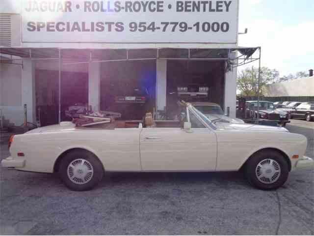 1986 Bentley Continental | 926144
