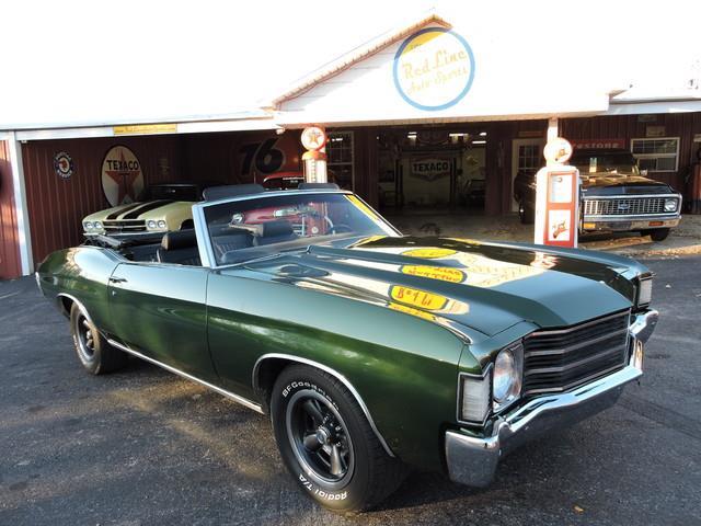1972 Chevrolet Chevelle | 926149