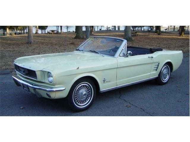 1966 Ford Mustang | 926153