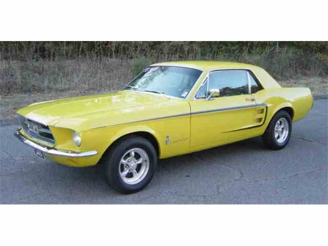 1967 Ford Mustang | 926154