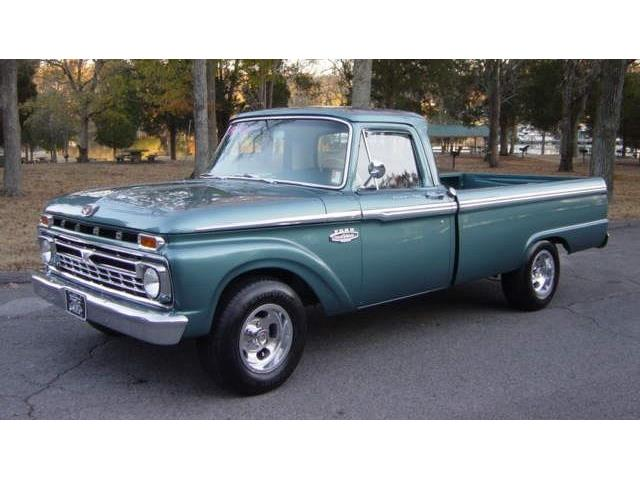 1966 Ford F100 | 926156
