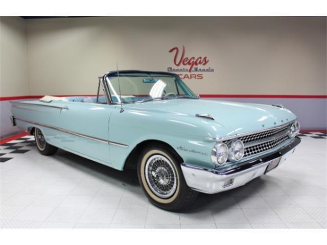1961 Ford Sunliner | 926161
