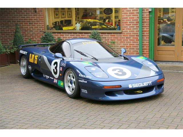 1991 Jaguar Sport XJR-15 | 926189