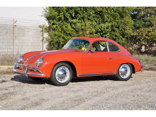 1959 Porsche 356A T2 Sunroof Coupe | 926192