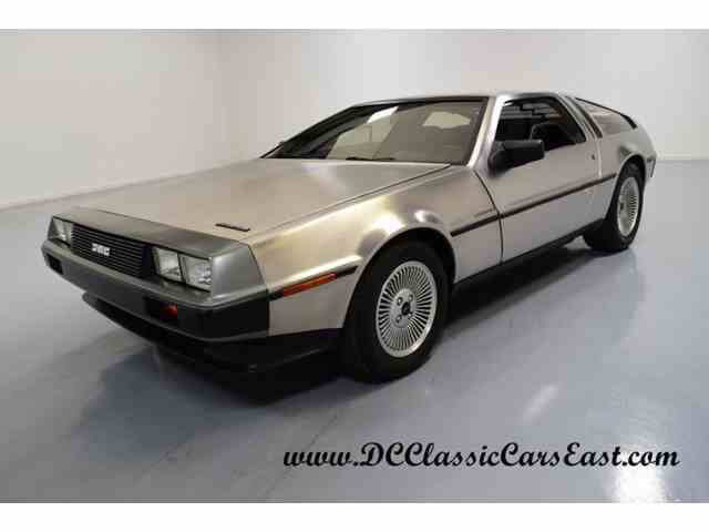 1981 DeLorean DMC-12 | 926195
