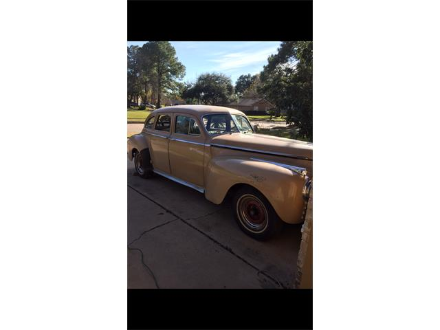 1941 Chrysler New Yorker | 926220