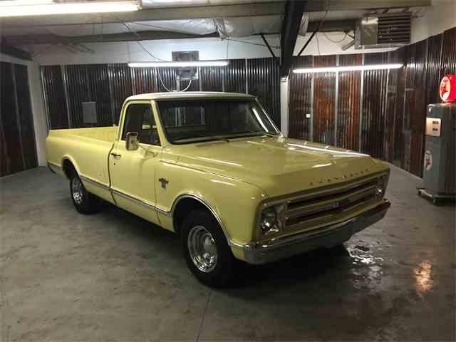 1967 Chevrolet C/K 10 | 926231