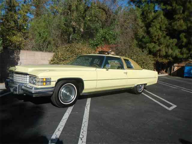 1974 Cadillac Coupe DeVille | 926234