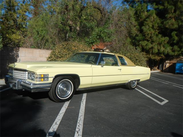 1974 Cadillac Coupe DeVille | 926234
