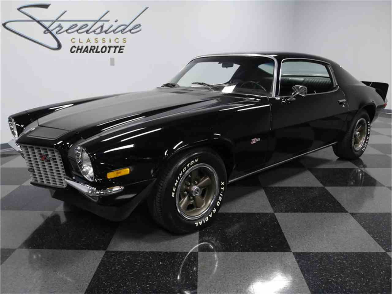 1970 chevrolet camaro z28 for sale cc 926244. Black Bedroom Furniture Sets. Home Design Ideas