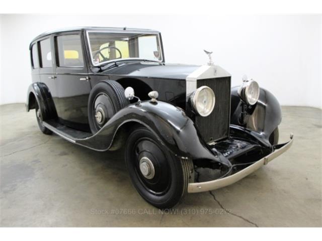 1936 Rolls-Royce 25/30 | 926249