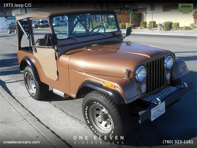 1973 Jeep CJ5 | 926253