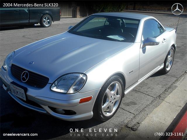 2004 Mercedes-Benz SLK320 | 926254