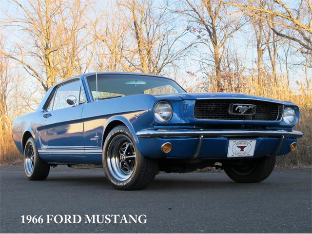 1966 Ford Mustang | 926257