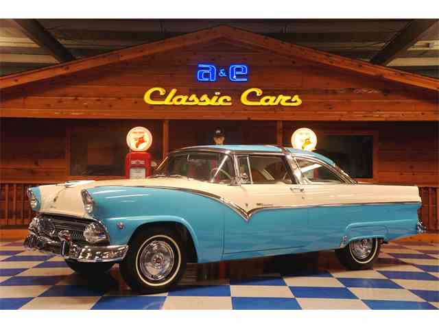 1955 For  Fairlane Crown Victoria  | 920626