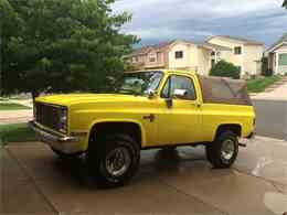 1985 Chevrolet Blazer for Sale - CC-920627