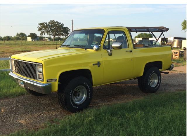 1985 Chevrolet Blazer | 920627