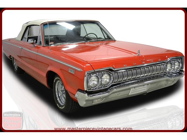 1965 Dodge Custom 880 Convertible | 920629