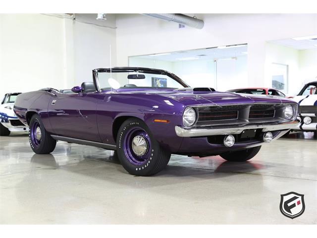 1970 Plymouth 'Cuda Hemi | 926325