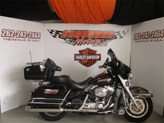 2006 Harley-Davidson® FLHTC - Electra Glide® Classic | 926329