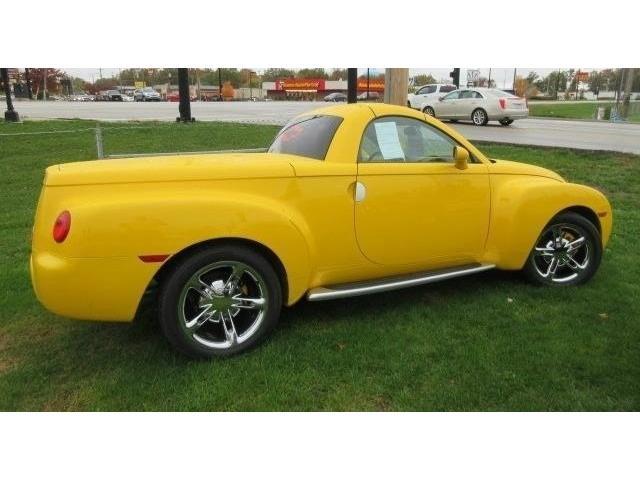 2004 Chevrolet SSR | 926341