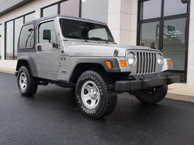 2002 Jeep Wrangler | 926349