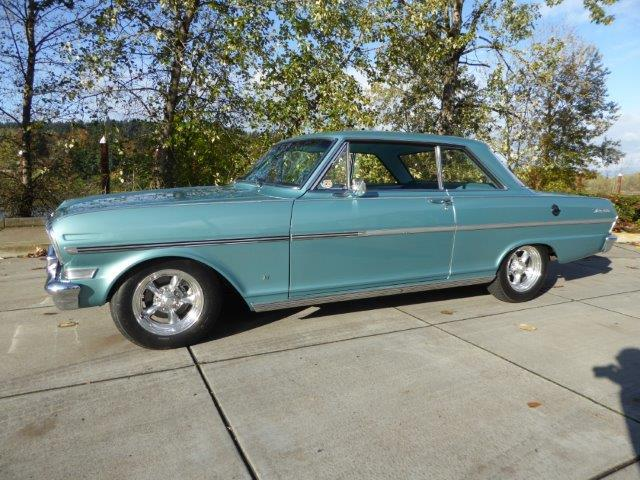 1963 Chevrolet Nova SS | 920635