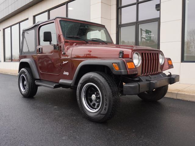 2002 Jeep Wrangler | 926350