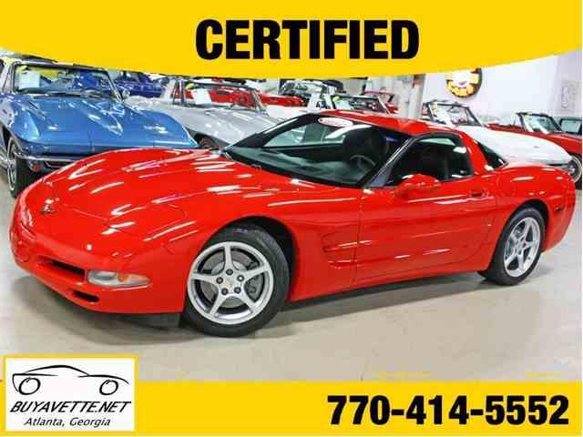 2000 Chevrolet Corvette | 926353