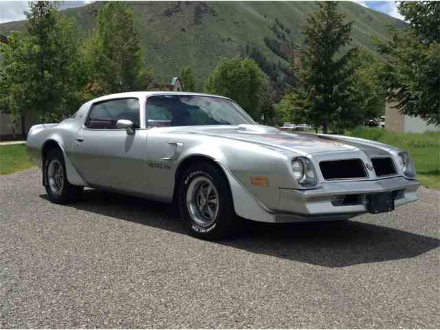 1976 Pontiac Firebird Trans Am | 926359