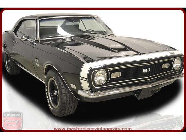 1968 Chevrolet Camaro SS | 926364