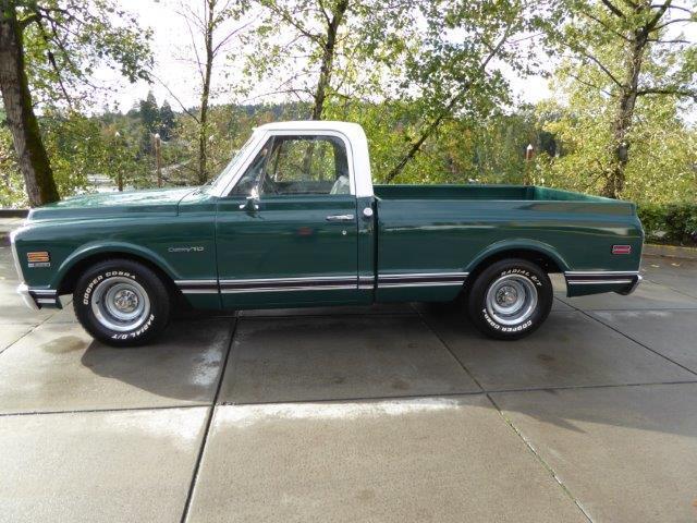 1971 Chevrolet C/K 10 | 920637