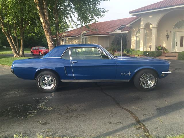 1968 Ford Mustang | 926372
