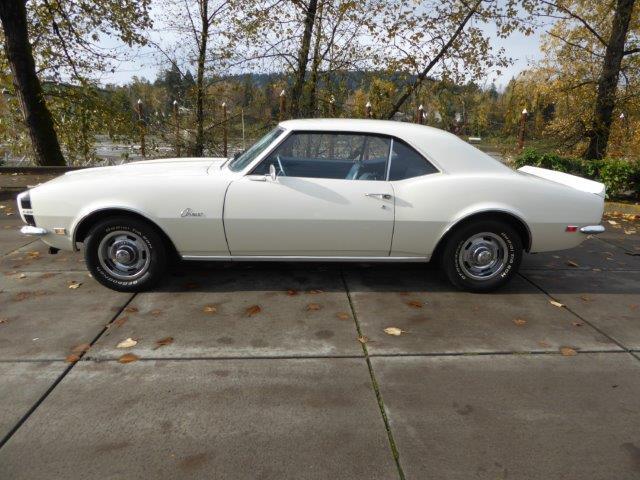 1968 Chevrolet Camaro | 926383