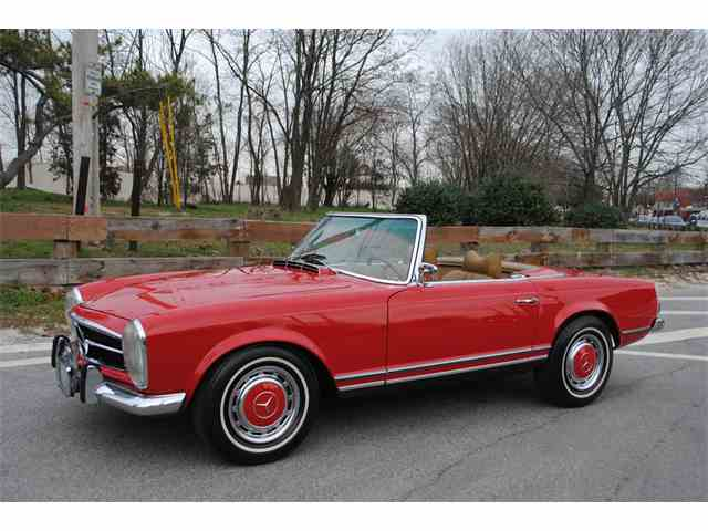 1967 Mercedes-Benz 230SL | 926384