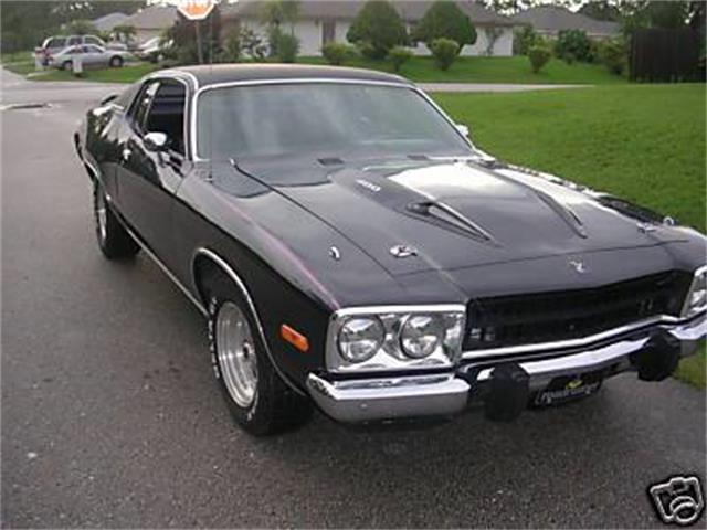 1973 Plymouth Road Runner | 926387