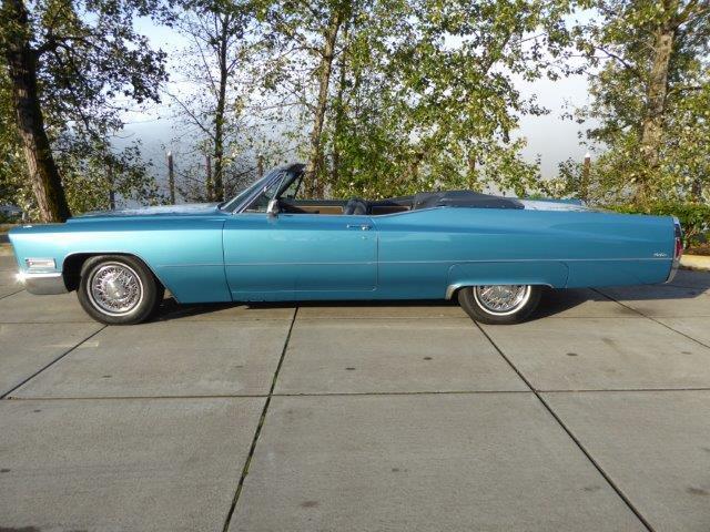 1968 Cadillac DeVille | 920639