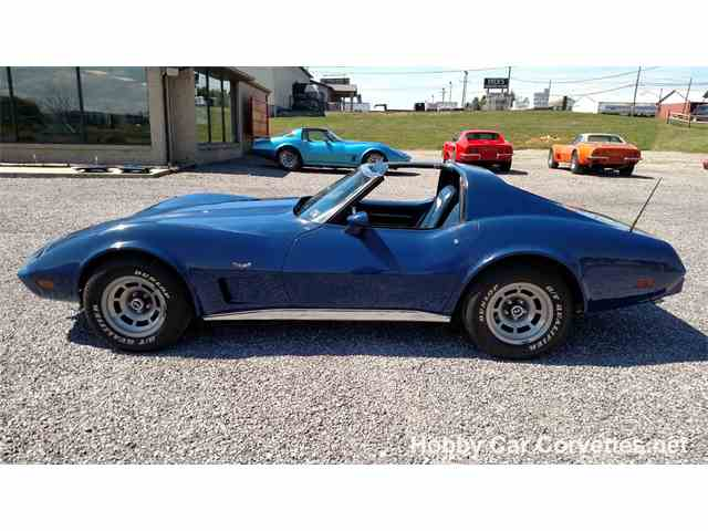 Picture of '77 Corvette - JUT3