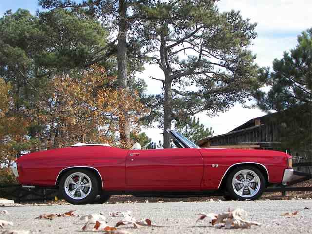 1972 Chevrolet Chevelle | 926394
