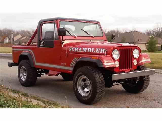 1985 Jeep CJ8 Scrambler | 926395