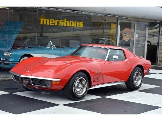 1971 Chevrolet Corvette   926400