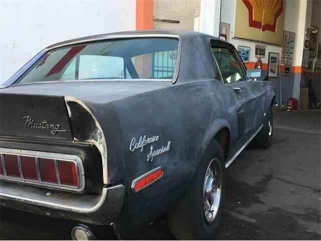 1968 Ford Mustang | 926414