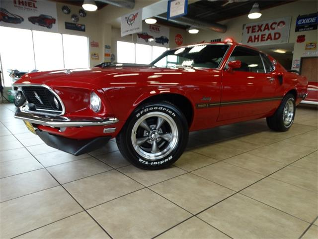 1969 Ford Mustang | 926415